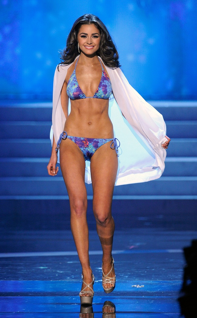 Olivia Culpo, Miss USA 2012, Crowned Miss Universe 2012