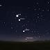 Alinhamento planetário marcará a primeira madrugada do ano de 2019
