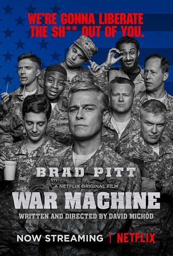 War Machine 2017 English Full Movie Download