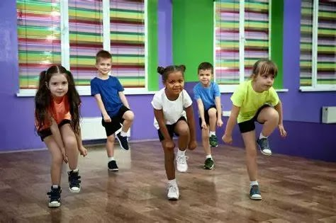 dancing youtube channel as a kid