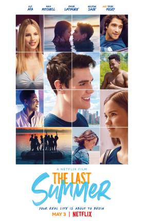 The Last Summer 2019 Dual Audio Hindi 300MB Movie Download