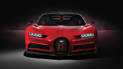 2020 Bugatti Chiron Sport Review