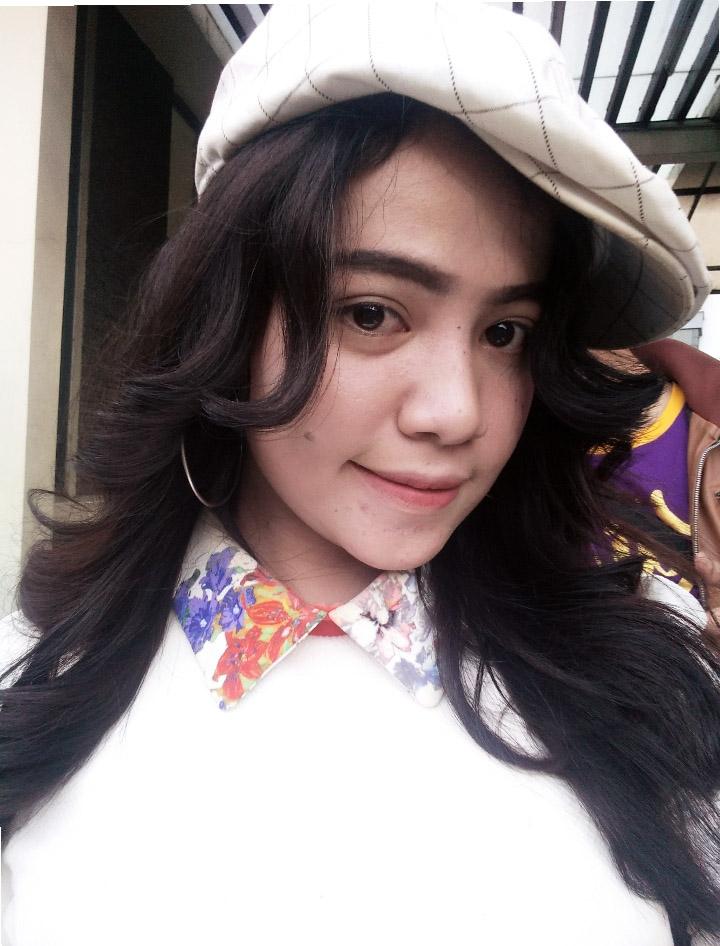 Anisa Irawan Putri cantik Asal Tanjungbalai Akan Kontes KDI Di MNC TV