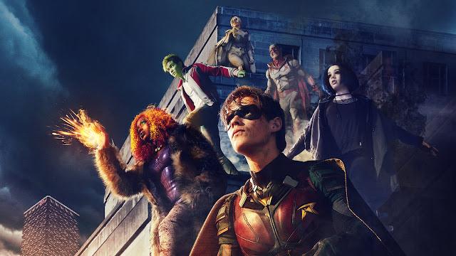 Titãs segunda temporada