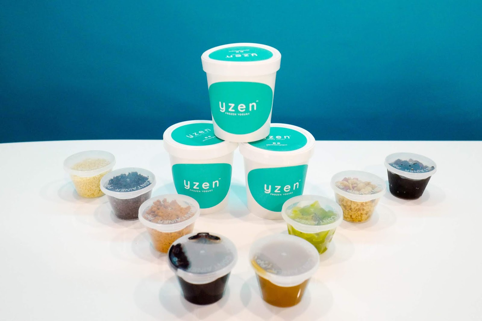 Yzen Frozen Yogurt: Takeaway Thursdays & Mini Mondays