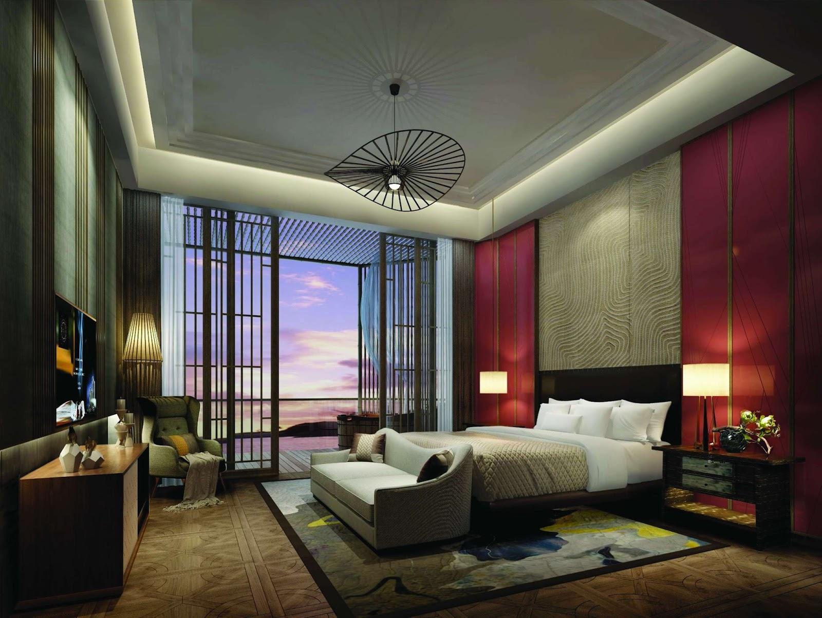 Phòng ngủ la Luna Resort