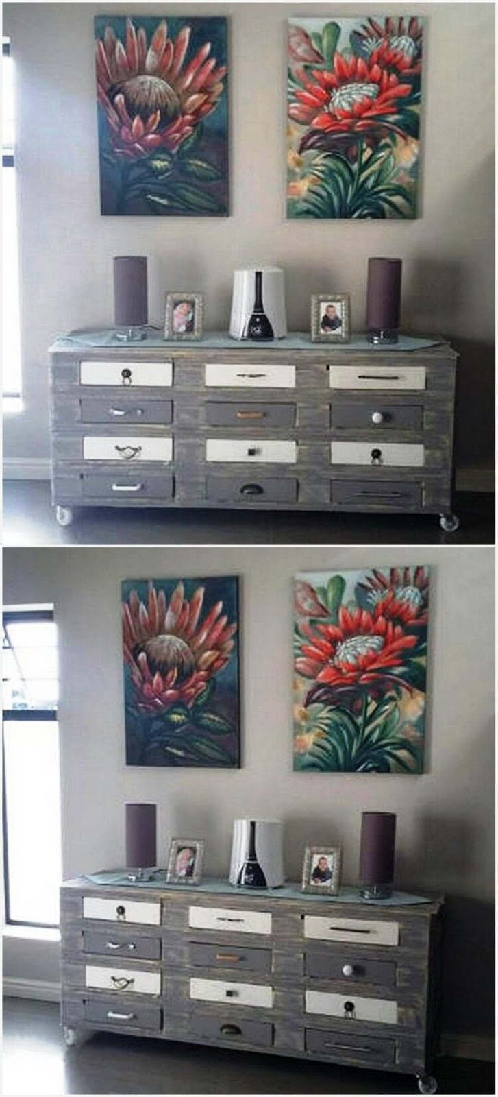 DIY Creative Ideas with Old Wood Pallets