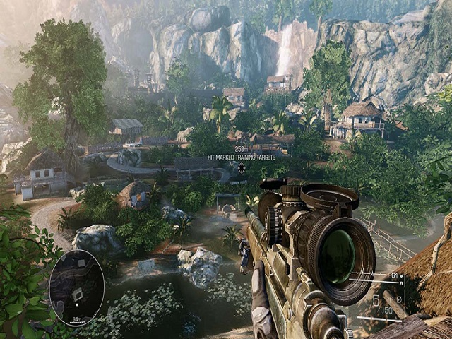 Sniper Ghost Warrior Contracts PC Repack Game Free Download