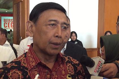 """Isu Penembakan Tokoh Nasional Diduga """"Dimainkan"""" Wiranto"""