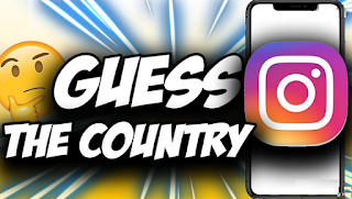 Guess the country filter instagram, here's how to get it