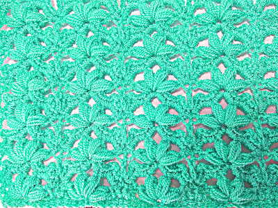 3 - Crochet Imagen Puntada a crochet linda para mantas y cobijas por Majovel Crochet