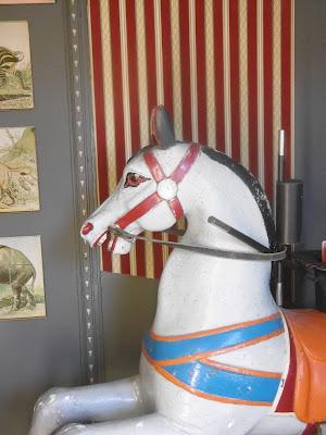 Parc le bournat,cheval de bois,  malooka