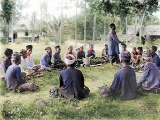pertemuan rapat musyawarah para parbaringin