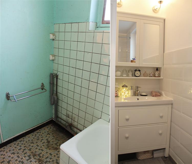 tiboudnez ma salle de bain avant apr s tiboudnez blog do it yourself diy tuto mode. Black Bedroom Furniture Sets. Home Design Ideas