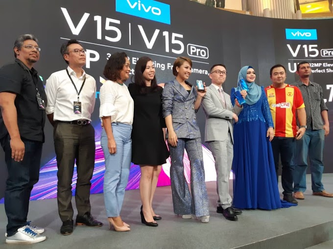 Vivo V15Pro Unveils Cutting-Edge Tech to Rev Up the Mobile Experience