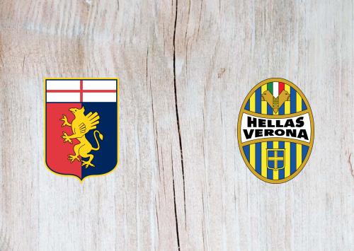 Genoa vs Hellas Verona -Highlights 02 August 2020