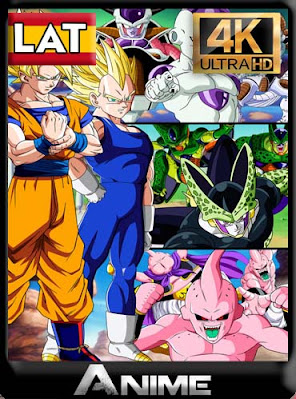 Dragon Ball Z Temporada completa 4K Ultra HD latino [GoogleDrive] DizonHD