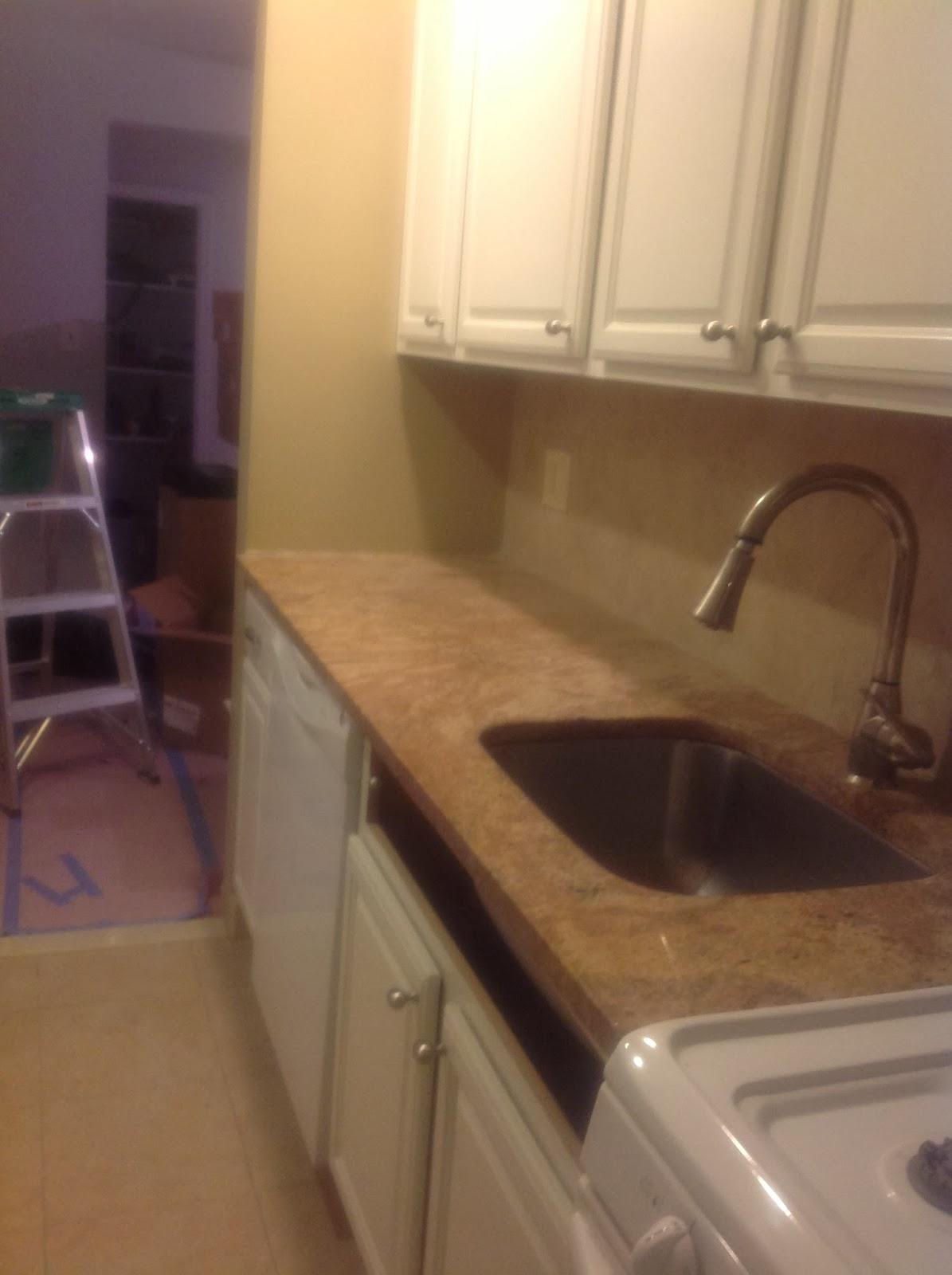 replacing kitchen sink false front door replacing a kitchen sink removing kitchen sink cabinet false front