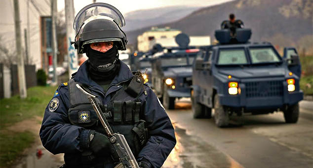 #Kosovo #Metohija #Srbija #KPS #Hapšenje #ROSU