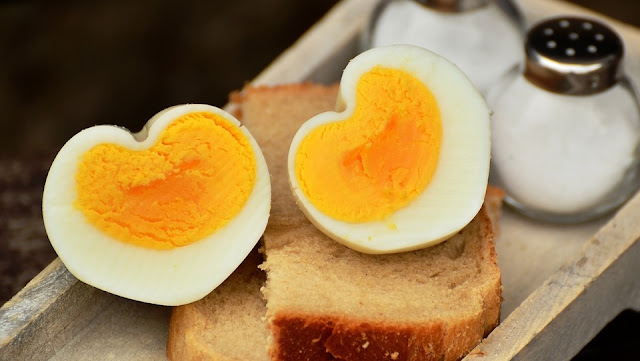 Image: Boiled Eggs for Breakfast, by CongerDesign on Pixabay