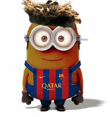 song Minion - Futbol Parodia