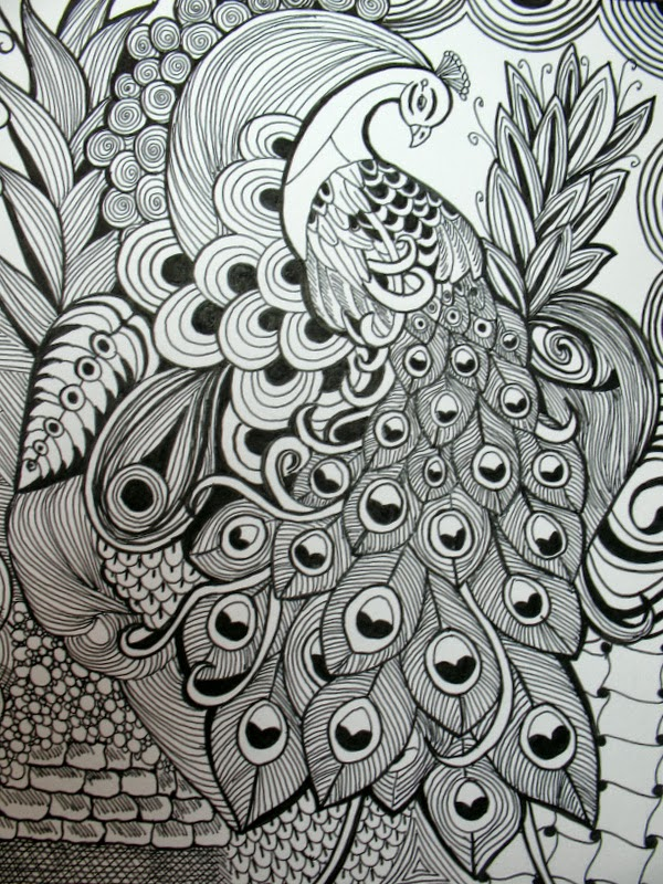 Pen & Ink Pattern - Lessons - Tes Teach