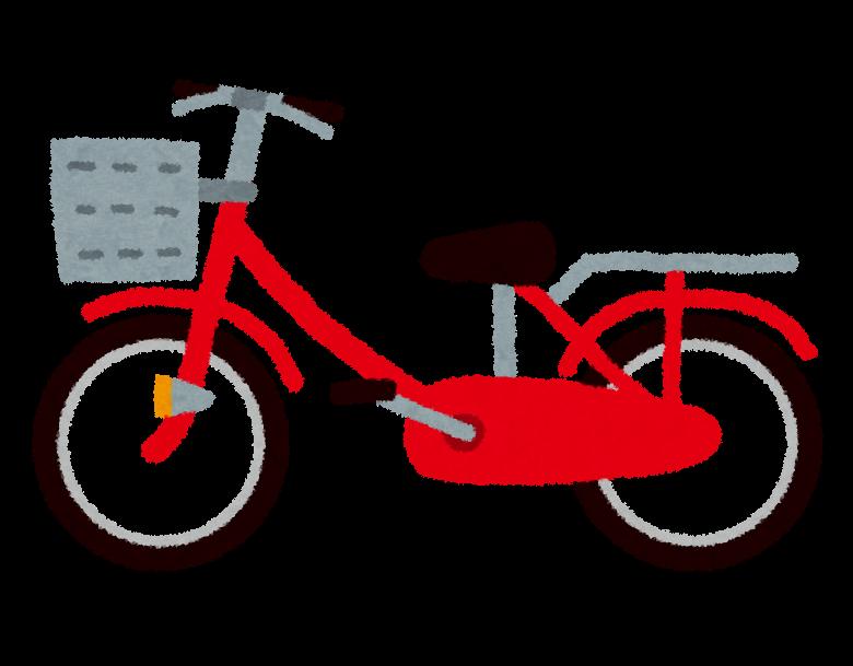 いろいろな色の自転車のイラスト かわいいフリー素材集 いらすとや