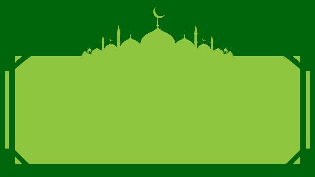 mosque frame