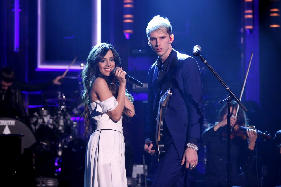 Camila Cabello y MGK se presentarán en los Kids' Choice Awards 2017