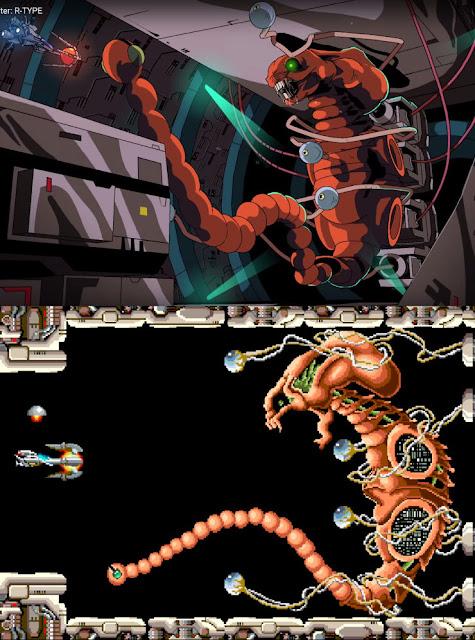 シューティングゲームR-TYPEを題材にしたアニメ。