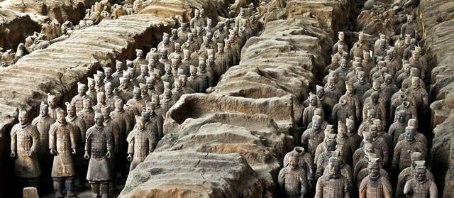 Sejarah kerajaan Qin