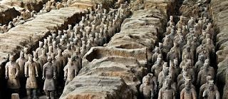 Sejarah kerajaan Qin dan karya besar