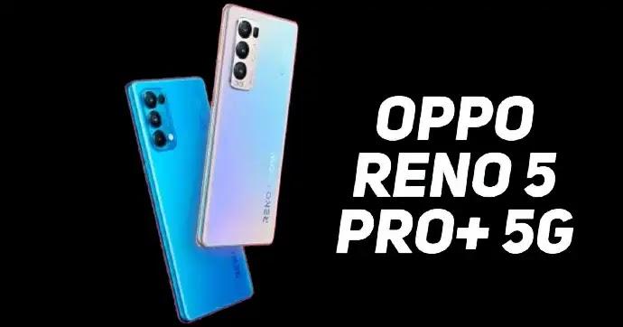 OPPO Start the Innovative 5G ready technology OPPO Reno5 Pro