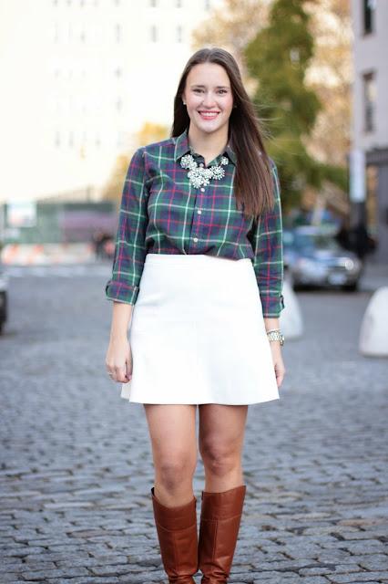 white j. crew skirt, j. crew fluted skirt, double crepe skirt