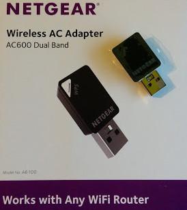 NETGEAR WNA3100 USB LINUX DRIVERS (2019)