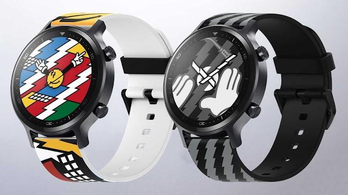 ساعة Realme Watch S Master Edition هو نتيجة شراكة مع Grafflex