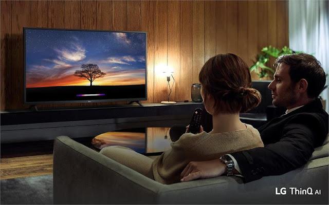 Smart Tivi LED LG 32 inch 32LM630BPTB, HD, HDR
