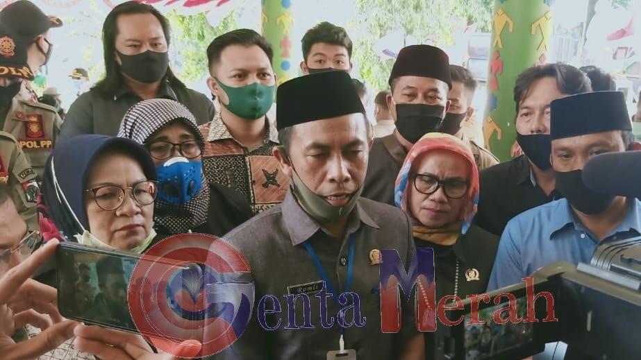 Bupati Lampung Utara dipecat