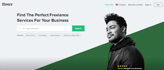 ফাইভার - Fiverr.Com