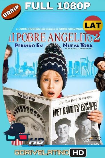 Mi Pobre Angelito 2: Perdido en Nueva York (1992) BRRip 1080p Latino-Ingles MKV