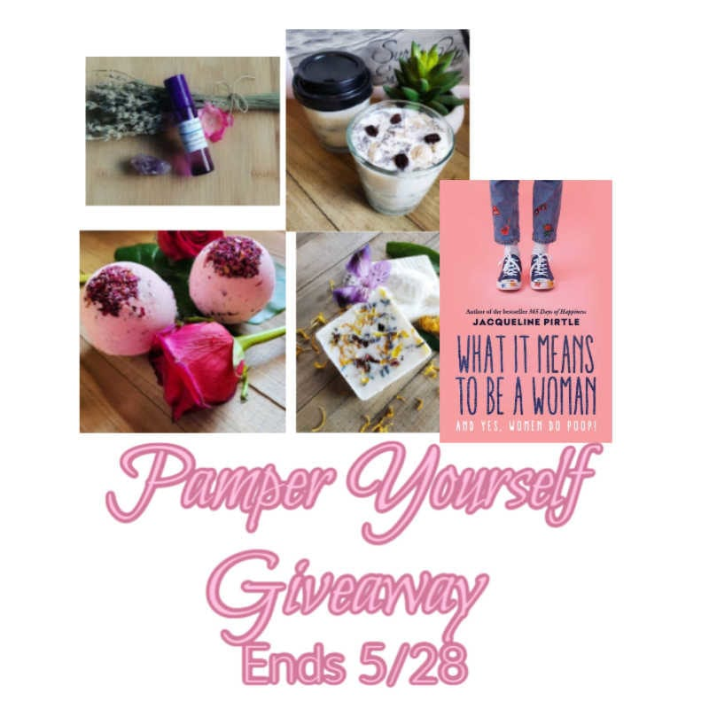 Pamper Yourself Giveaway