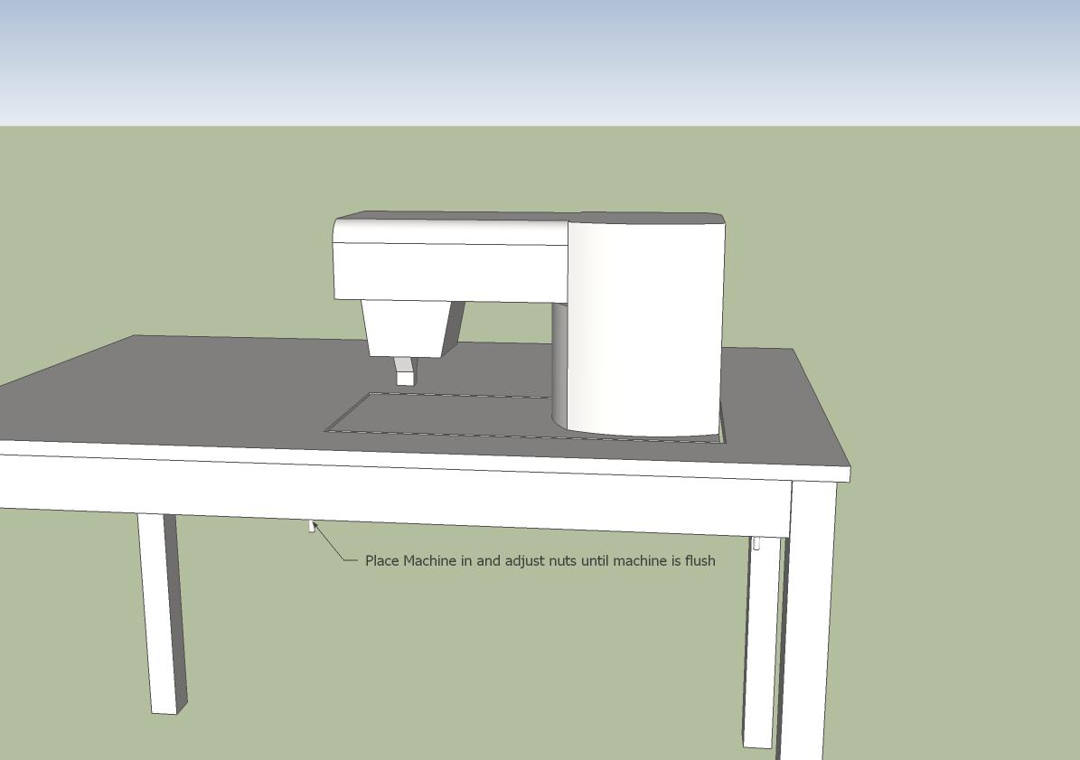 Sewing Machine Tutorial   Step 6