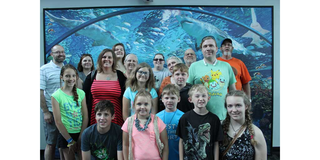All of us at Ripley's Aquarium of the Smokies