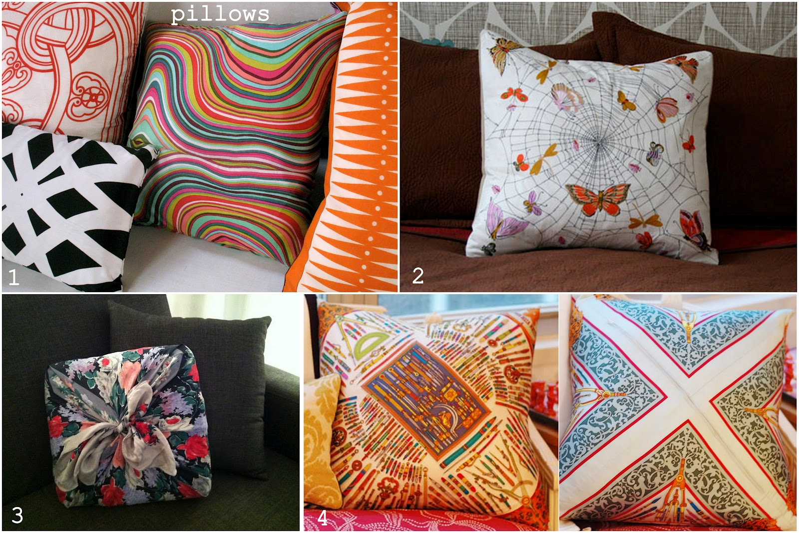Inspiration And Realisation: DIY Fashion Blog: Scarf: Home