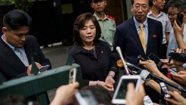Revelan reuniones secretas entre EEUU y Corea del Norte
