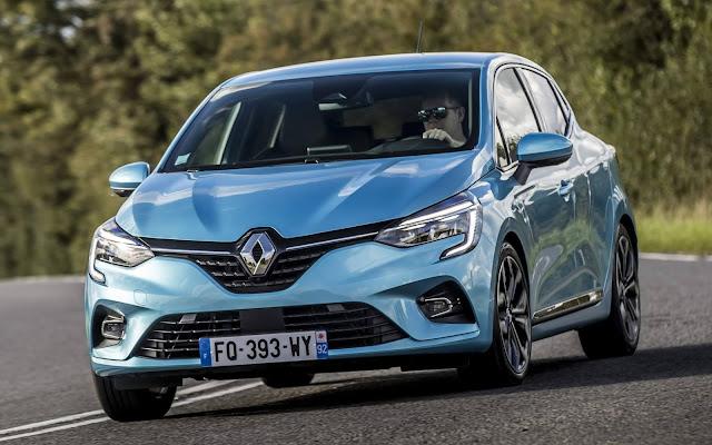 Renault Clio E-TECH híbrido plug-in precificado na Europa