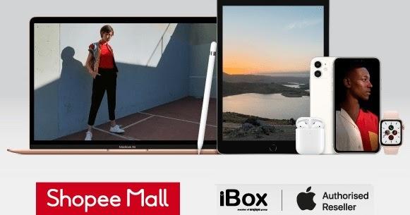 Hadir Di Shopee Ibox Official Shop Tawarkan Diskon Besar Besaran