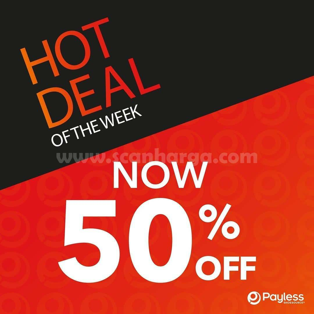 Payless Shoesource Promo Hot Deal Of The Week – Disc. up to 50% Off selected items