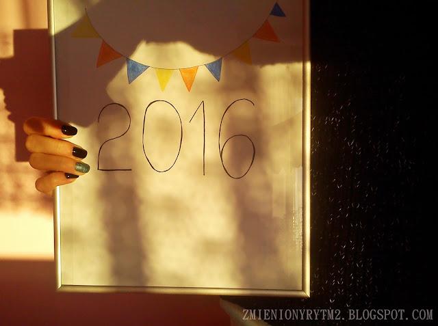 Kosmetyczni ulubieńcy roku 2016 ♥