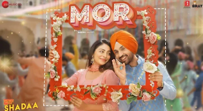 MOR - SHADAA SONG LYRICS | DILJIT DOSANJH | NEW PUNJABI SONG 2019